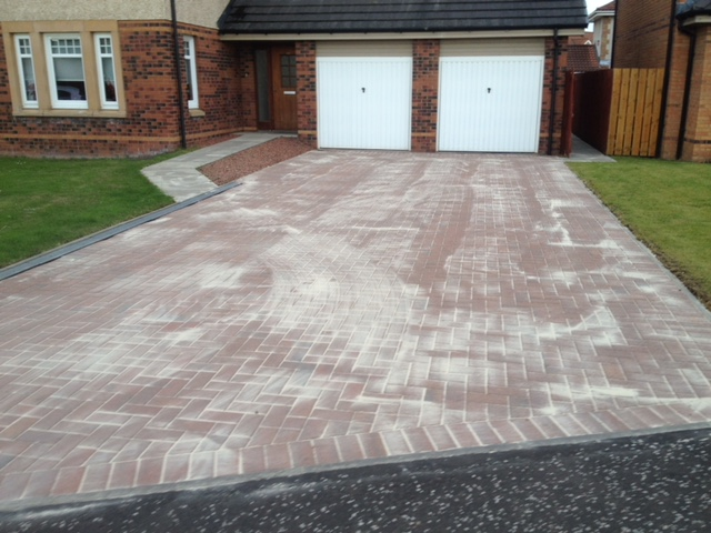 Driveway Cleaning Paisley
