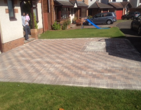 Driveway Pressure Cleaning After
