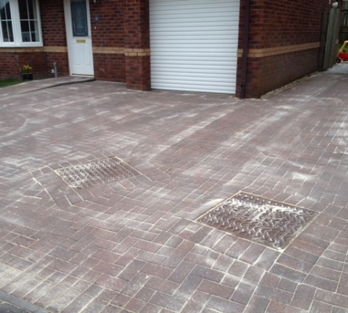 Driveway Pressure Clean AFTER
