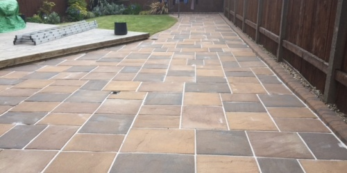 Patio Cleaning Newton Mearns