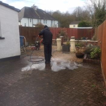 Bothwell pressure washing