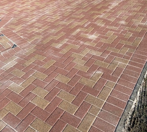 driveway cleaning Glasgow After