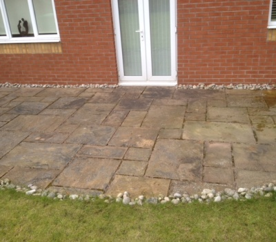 Giffnock Patio Cleaning 1